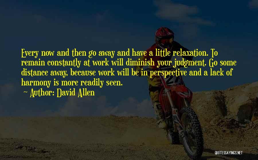David Allen Quotes 286297