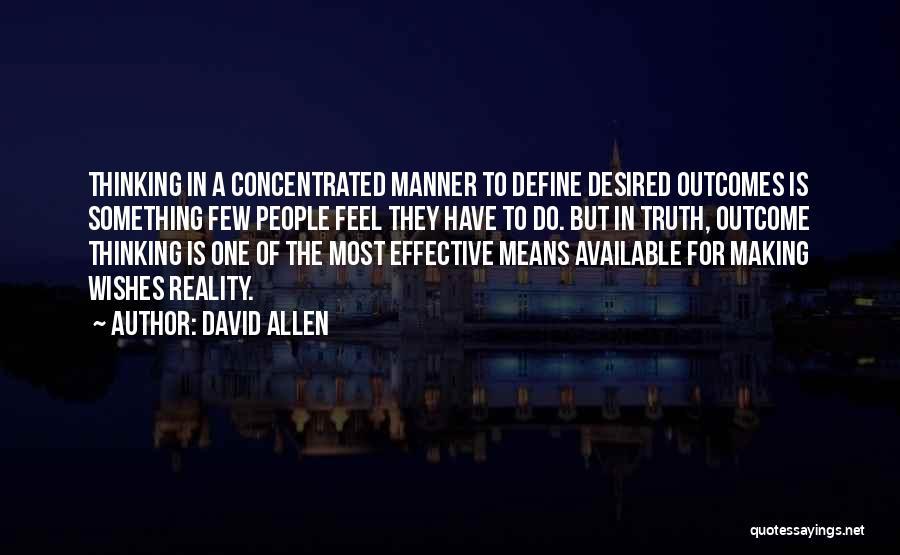 David Allen Quotes 428492