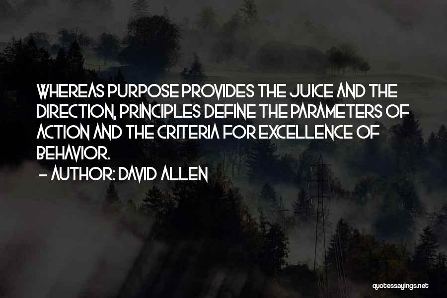 David Allen Quotes 450722