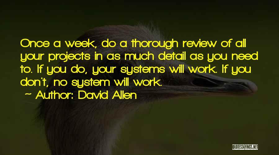 David Allen Quotes 609421