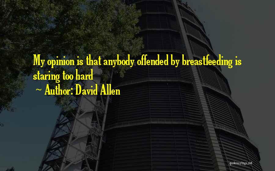 David Allen Quotes 834699