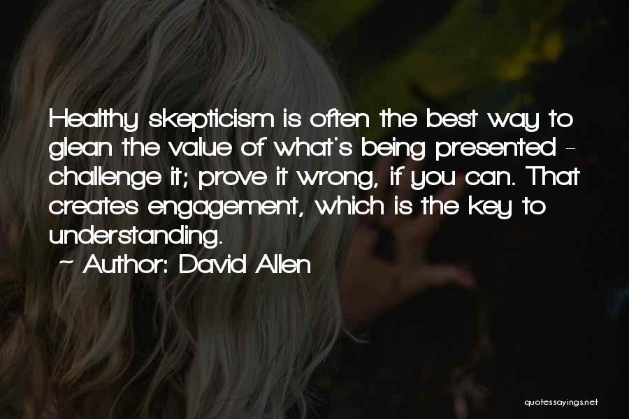 David Allen Quotes 869832