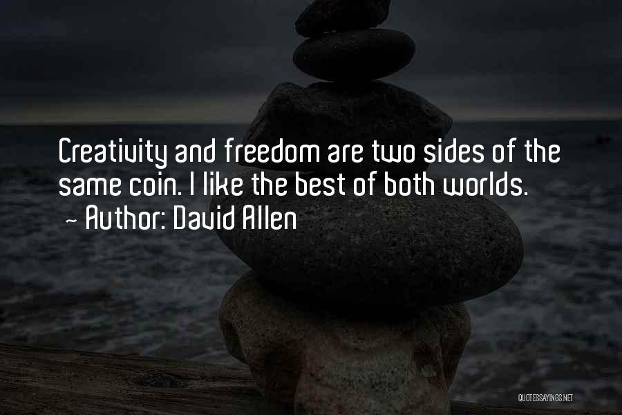 David Allen Quotes 986150