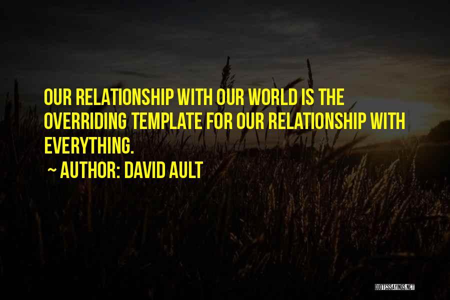 David Ault Quotes 1066658