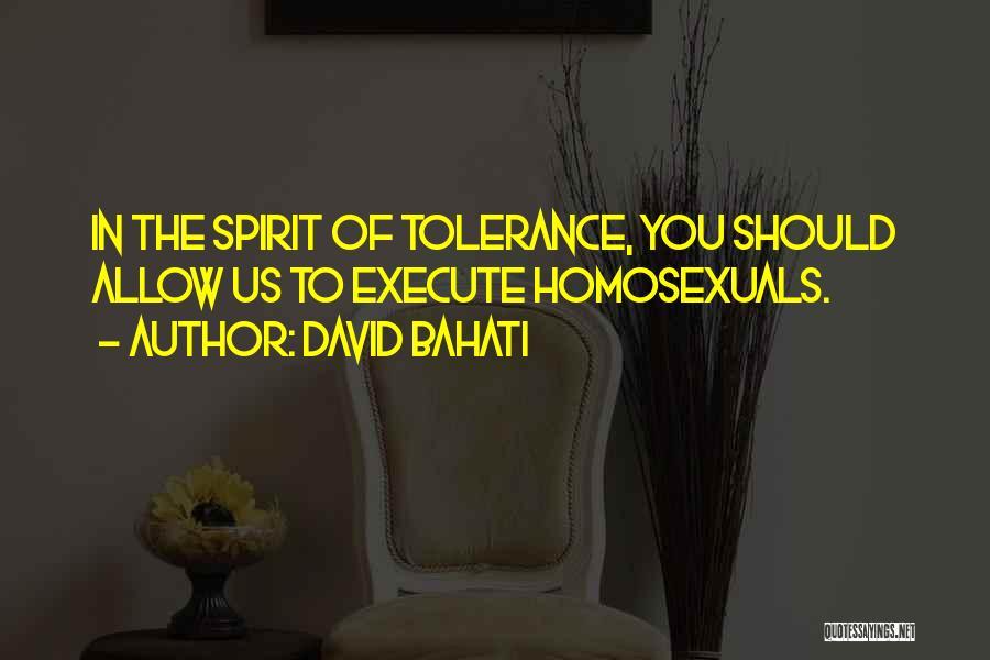 David Bahati Quotes 569302