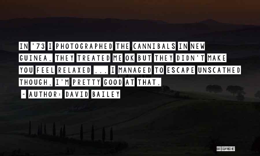 David Bailey Quotes 1023696