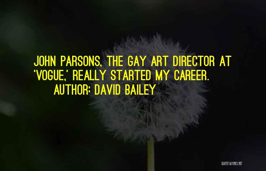 David Bailey Quotes 1167035