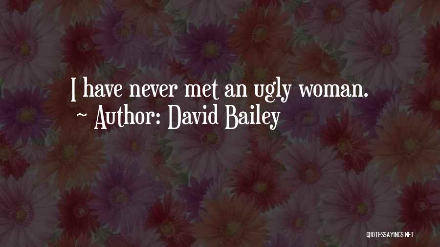 David Bailey Quotes 123222