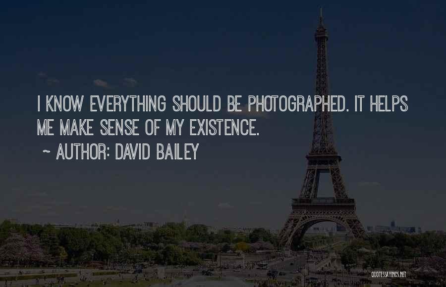 David Bailey Quotes 1371862