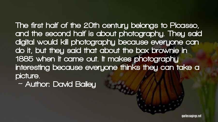 David Bailey Quotes 1424168