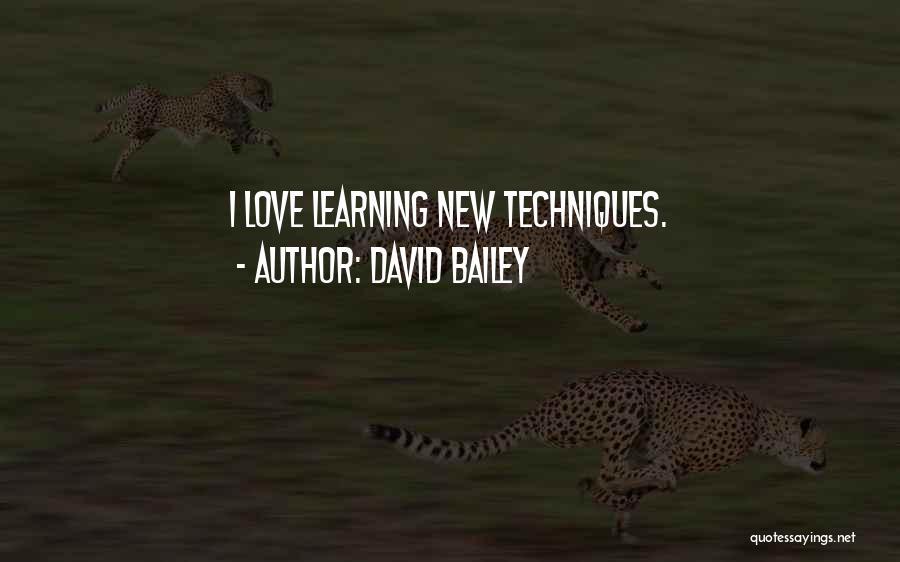 David Bailey Quotes 1457794