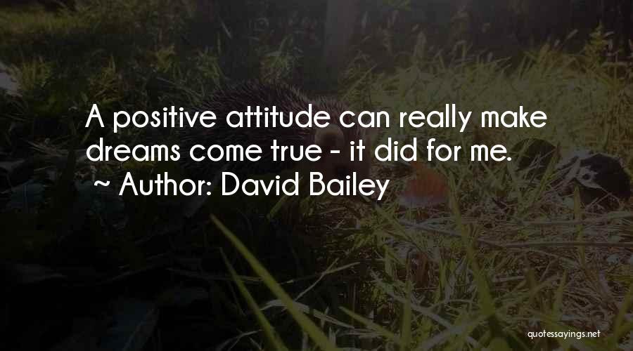 David Bailey Quotes 1532054