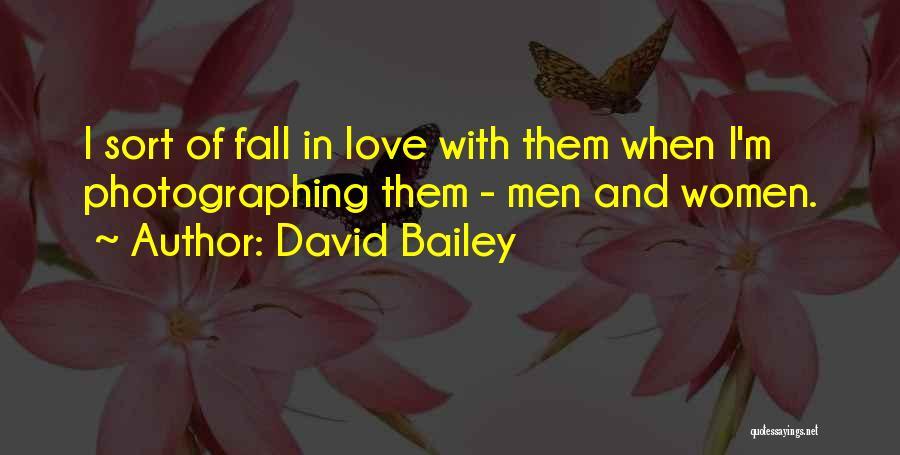 David Bailey Quotes 1674685