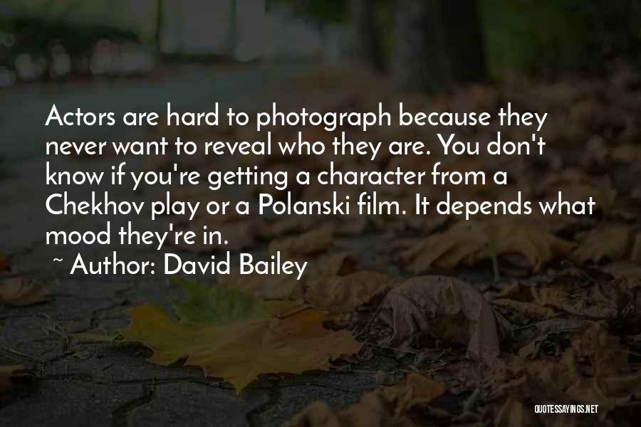 David Bailey Quotes 1733484