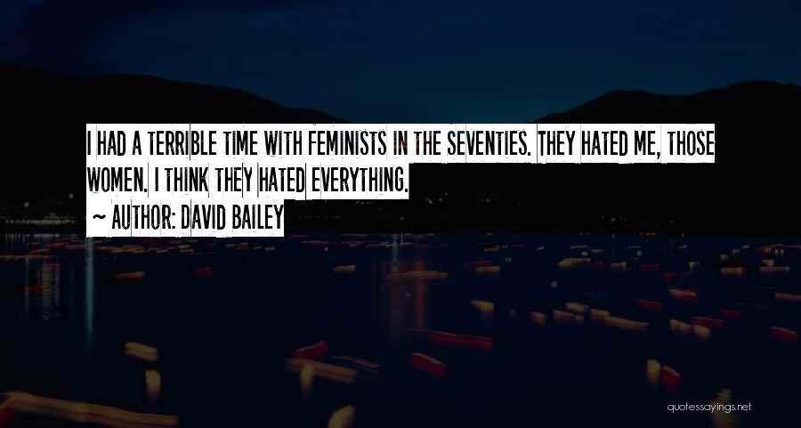 David Bailey Quotes 1758148