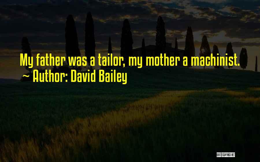 David Bailey Quotes 183439