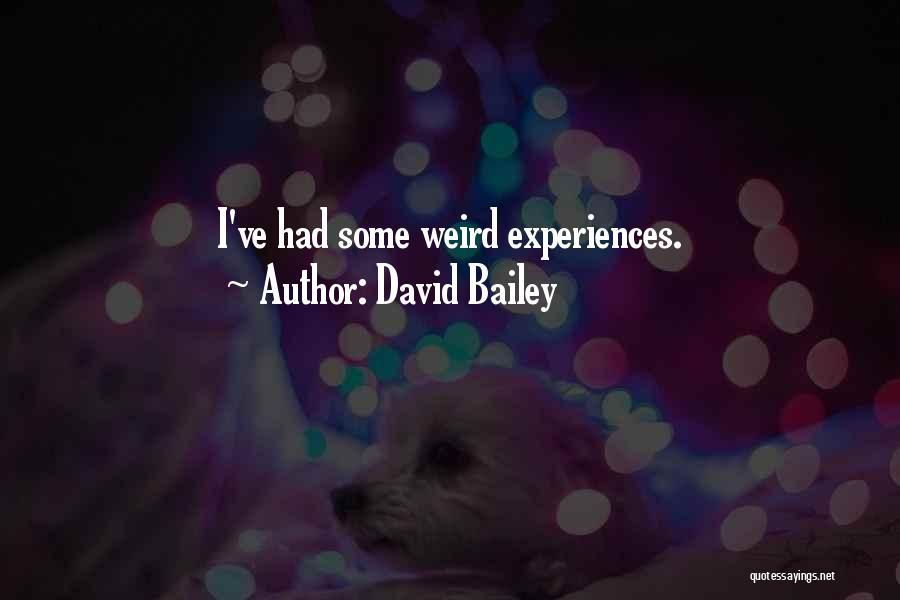 David Bailey Quotes 1843846