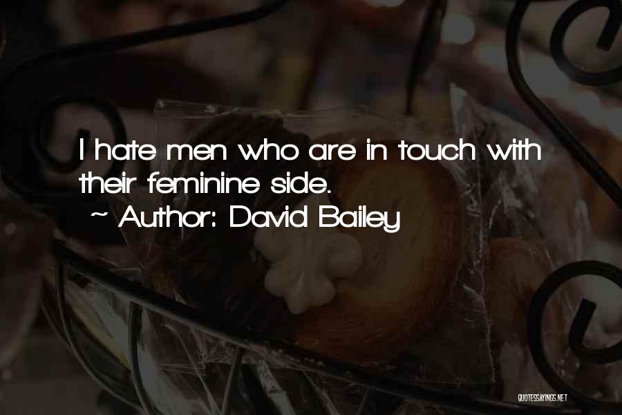 David Bailey Quotes 1955468