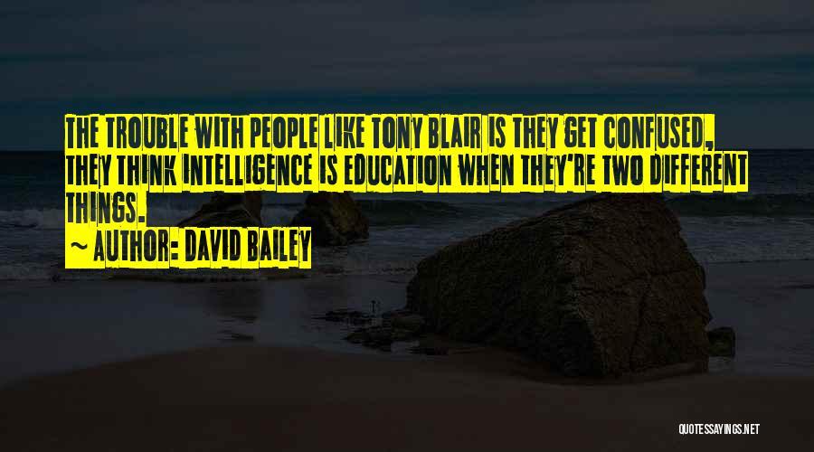 David Bailey Quotes 197861