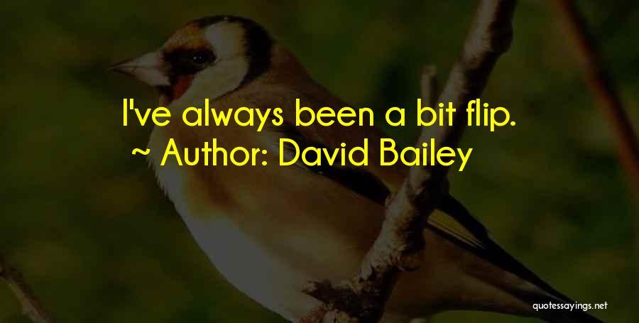 David Bailey Quotes 2176131