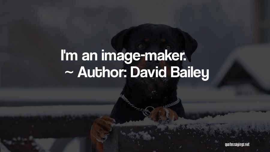 David Bailey Quotes 2183014