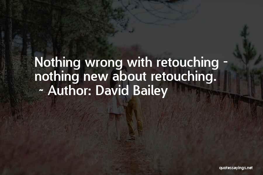 David Bailey Quotes 2184338