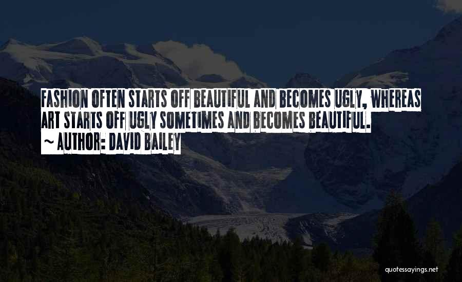 David Bailey Quotes 268396