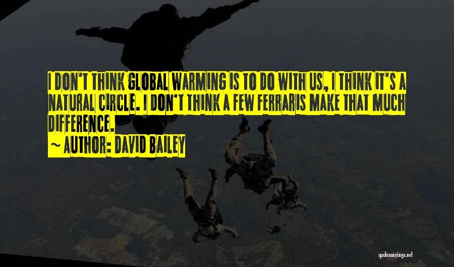 David Bailey Quotes 434995