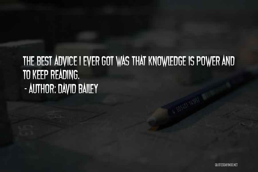 David Bailey Quotes 439490