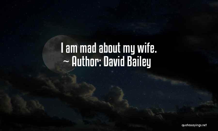 David Bailey Quotes 470326