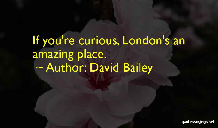 David Bailey Quotes 477553