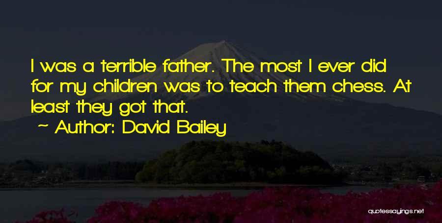 David Bailey Quotes 545201