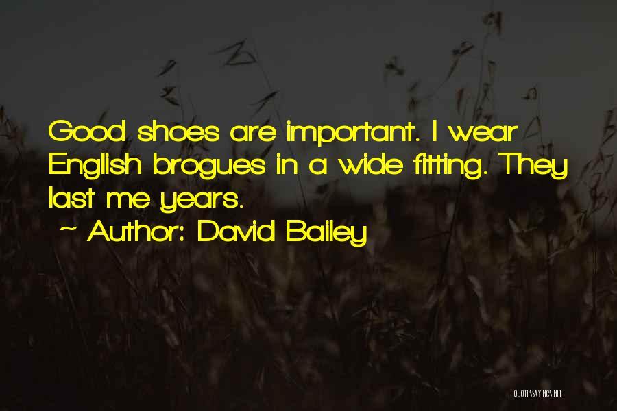 David Bailey Quotes 786919