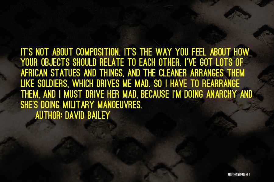 David Bailey Quotes 837893