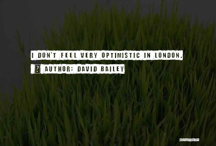 David Bailey Quotes 845312