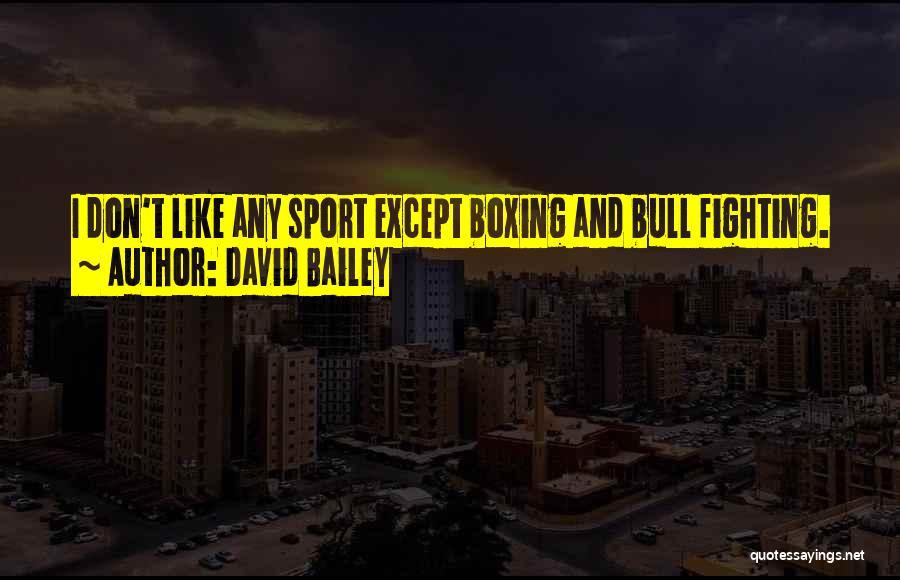 David Bailey Quotes 979383