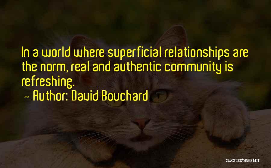 David Bouchard Quotes 1628557