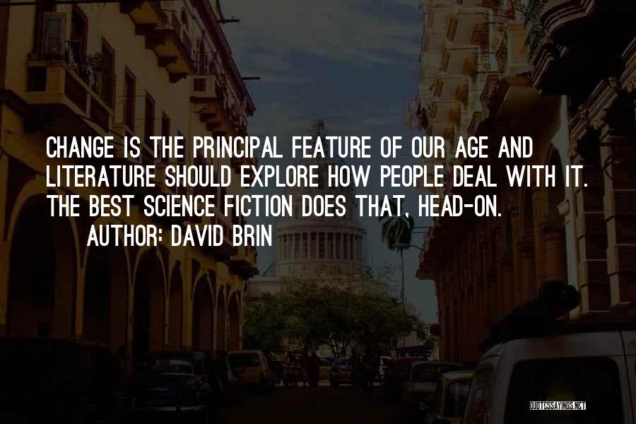 David Brin Quotes 1008955