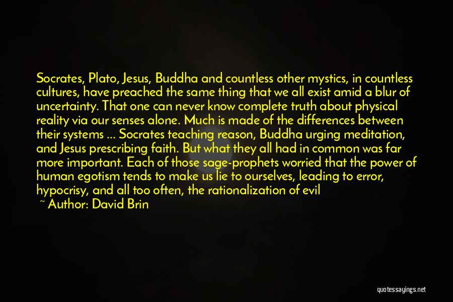 David Brin Quotes 1083778