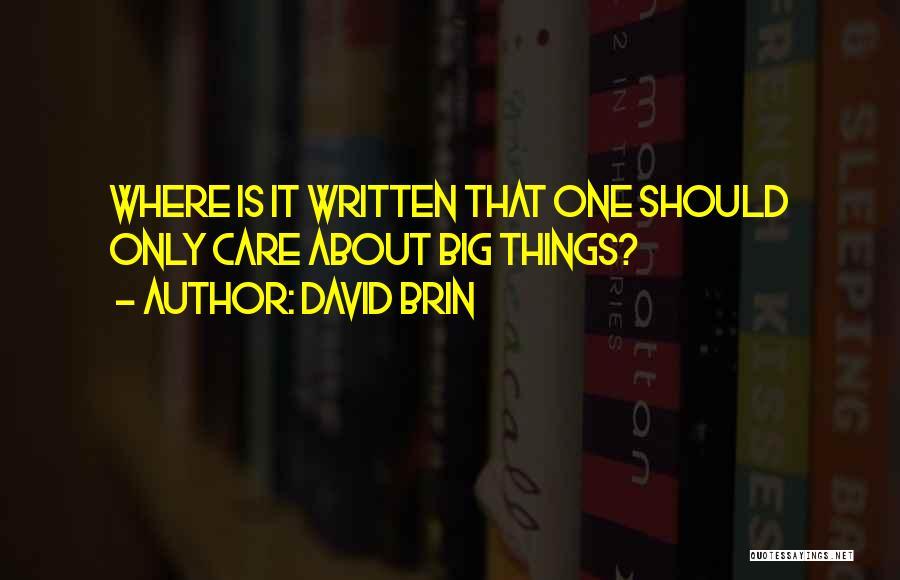David Brin Quotes 1088084
