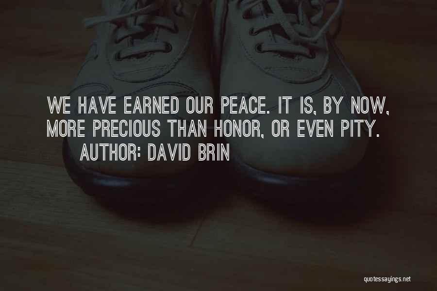 David Brin Quotes 1207151