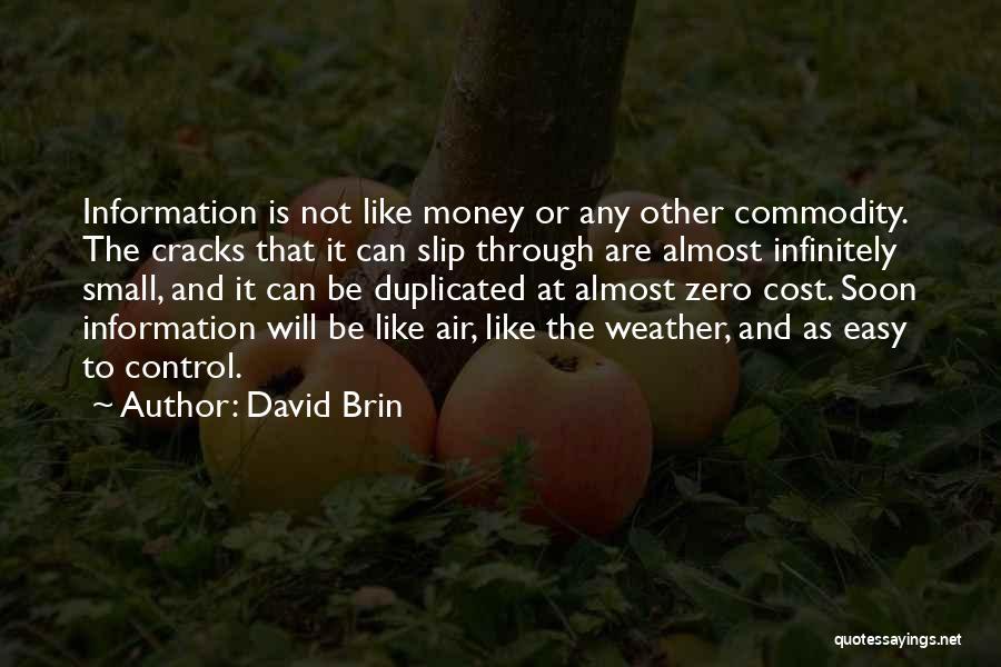 David Brin Quotes 1471799
