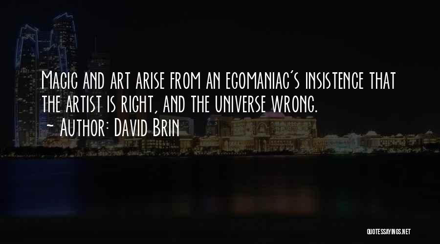 David Brin Quotes 1567561