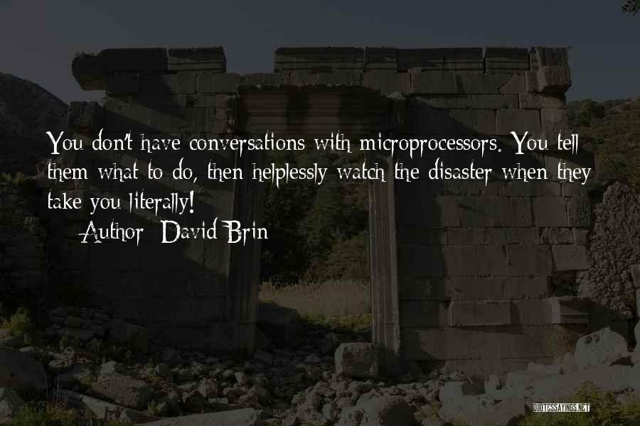 David Brin Quotes 170035