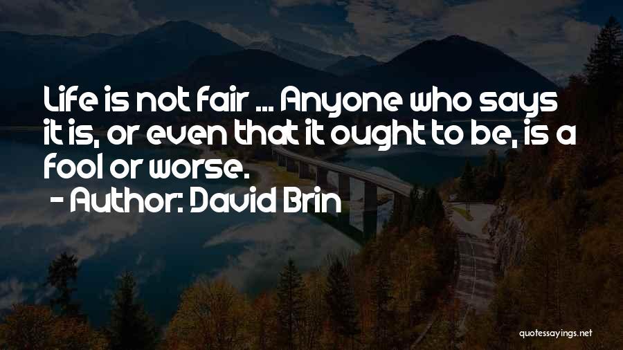 David Brin Quotes 1798817