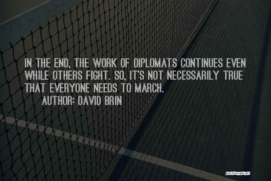 David Brin Quotes 1922289
