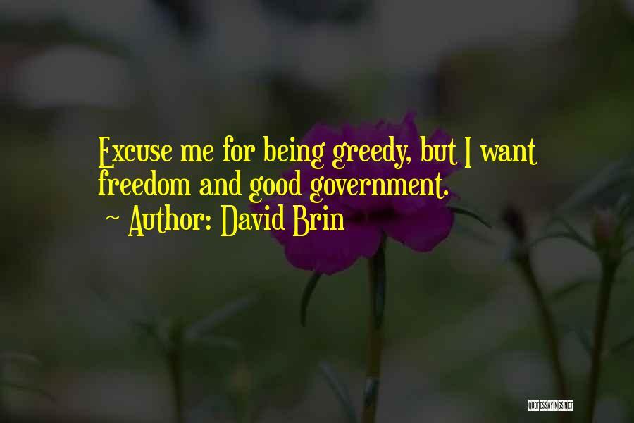 David Brin Quotes 2053398