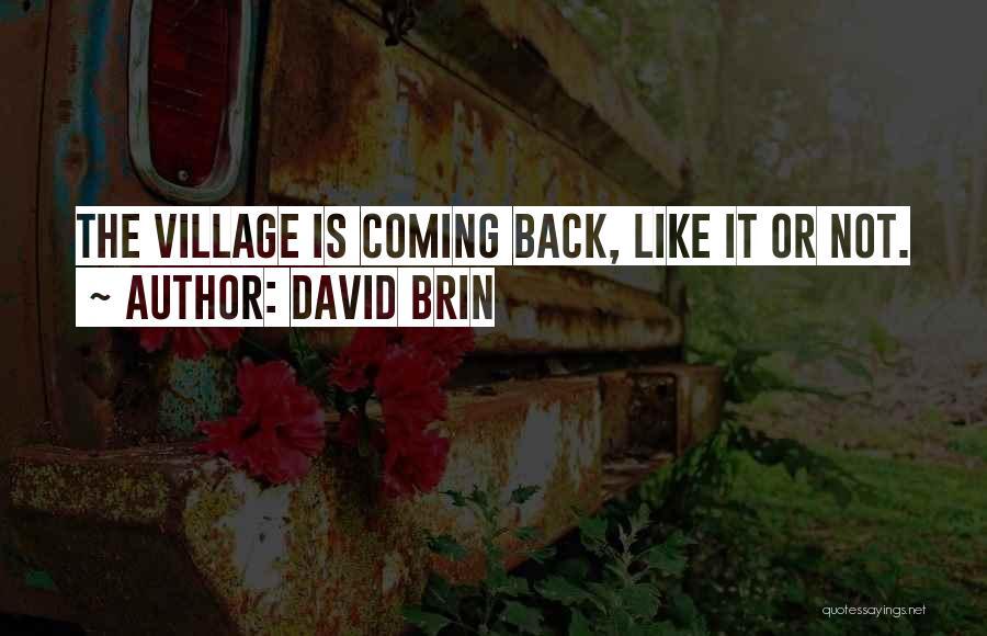David Brin Quotes 2105511