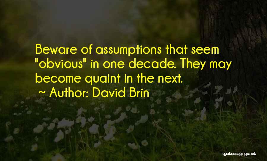 David Brin Quotes 2158158