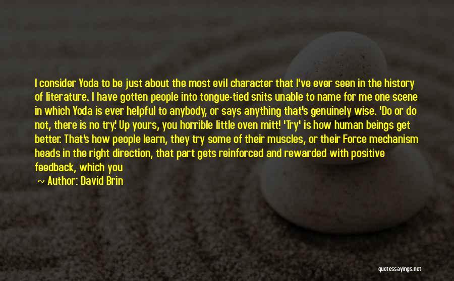 David Brin Quotes 223612